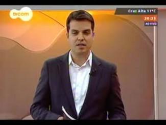 TVCOM 20 Horas - A movimentação no entorno do Beira-Rio na estreia do Inter na Copa Sul-Americana - Bloco 3 - 27/08/2014
