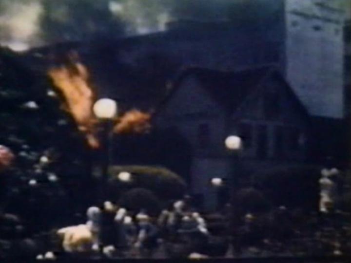 Incêndio em Caxias do Sul em 23 de novembro de 1952