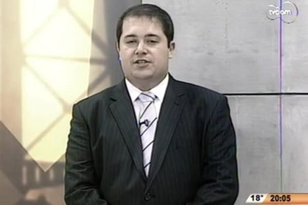 TVCOM 20 Horas - UFSC deve receber novas penalidades da Floram - 1º Bloco - 02/09/14
