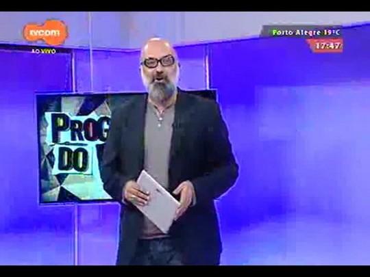 Programa do Roger - Grupo Quinteto Canjerana, música gaúcha contemporânea - Bloco 1 - 03/09/2014