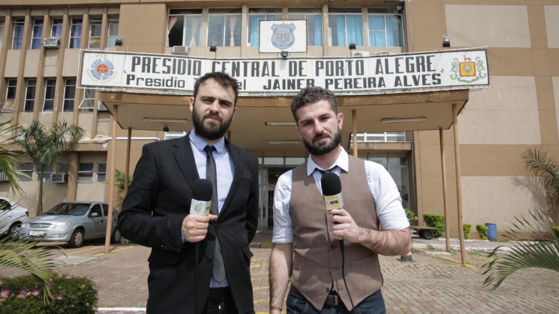 #LaUrna: como o Presídio Central se prepara para a eleição