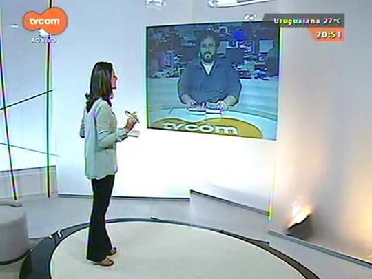 TVCOM Tudo Mais - Carlos André Moreira traz as dicas literárias