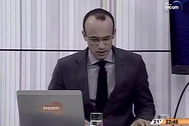 Conversas Cruzadas - Como ampliar a competitividade das empresas de SC - 4º Bloco - 17/10/14