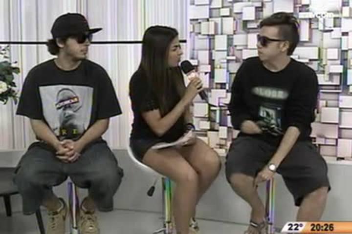 De Tudo um Pouco - Entrevista com o cantor Pablo Martins - 23.11.14