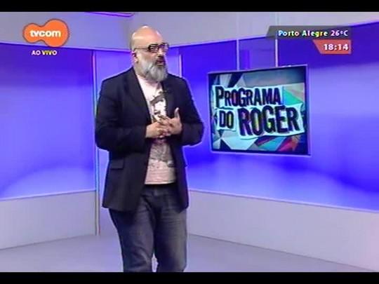 Programa do Roger - Grupo Antenório - Bloco 3 - 27/11/2014