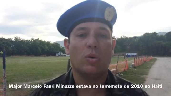 Confira o relato do Major Marcelo Fauri Minuzze
