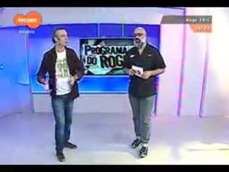 Programa do Roger - Notícias do TVCOM Esportes - Bloco 4 - 03/12/2014