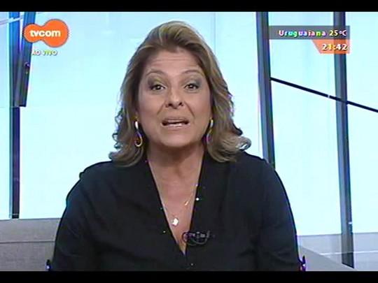 TVCOM Tudo Mais - \'As Patricias\': Conversa com o estilista Lucas Magalhães