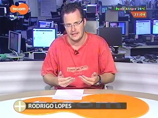 TVCOM Tudo Mais - Rodrigo Lopes, editor de Zero Hora, fala sobre a islamofobia e o atentado em Paris