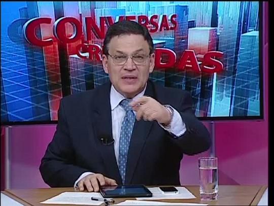 Conversas Cruzadas - Debate sobre o custo da corrupção para o país - Bloco 3 - 24/03/15