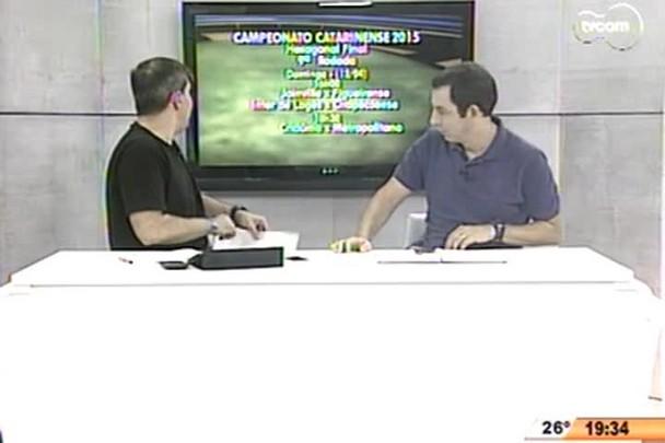 TVCOM Esportes - 3º Bloco - 10.04.15