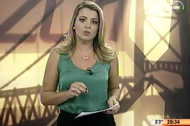 TVCOM 20 Horas - Entrevista com o secretário-adjunto de Estado da Defesa Civil, Rodrigo Moratelli - 21.04.15