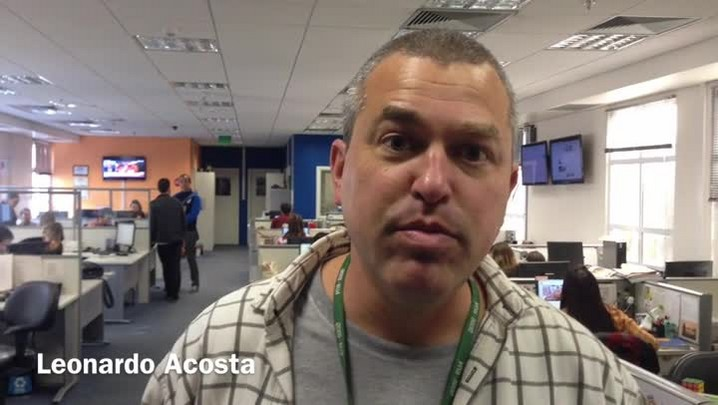 Leonardo Acosta e as novidades do Inter para o próximo jogo