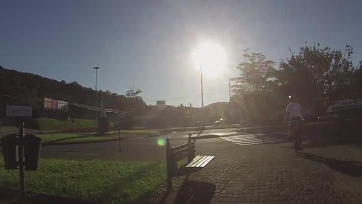 Trajeto 2: Complexo do Sesi, Vorstadt - Avenida Beira-Rio, Centro