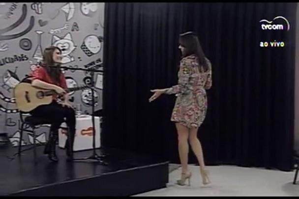 TVCOM Tudo+ - Cantora Maiara Coelho comemora 7 anos de carreira com grande show na Grande Florianópolis - 29.07.15