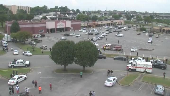 Atirador é morto após tiroteio em cinema de Nashville