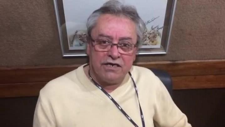 Adroaldo Guerra Filho avalia saída do técnico Diego Aguirre