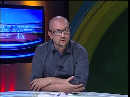 TVCOM Esportes - Confusão entre Eurico Miranda e Sérgio Mallandro rende boas risadas - 11/08/15