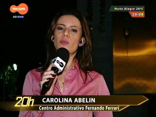TVCOM 20 Horas - Especial Fundergs: conheça os trabalhos desenvolvidos pela fundação - 12/08/2015