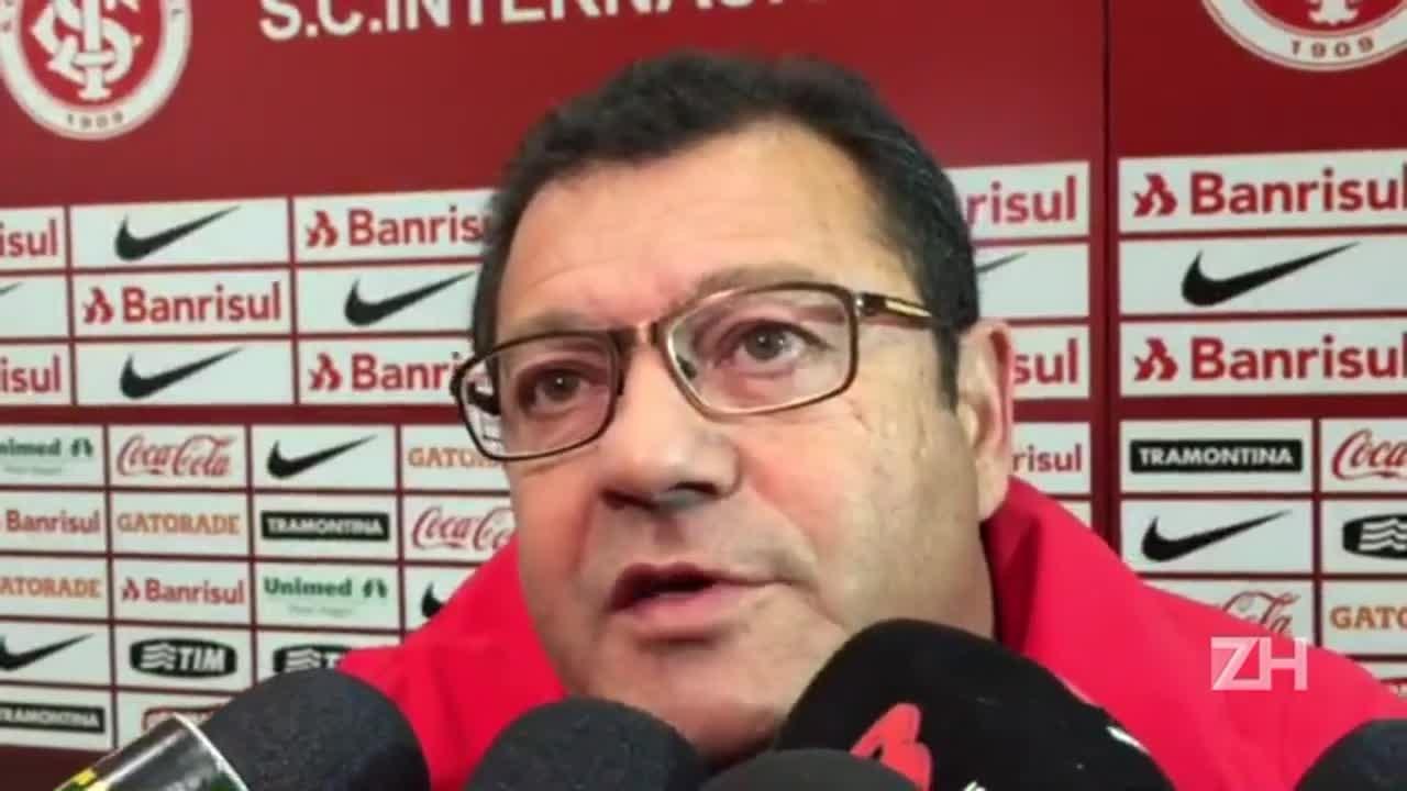 """Pellegrini fala sobre o estilo de Argel: \""""O principal é o resgate da força dos jogadores\"""""""