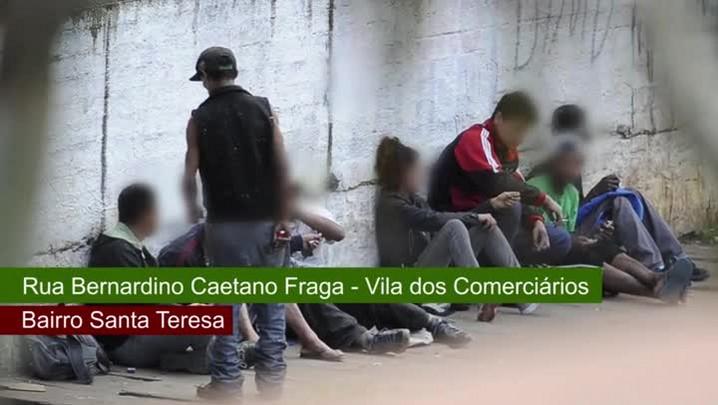 Esquina do crack em Porto Alegre