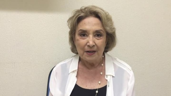 Eva Wilma chama santa-marienses para assistir espetáculo