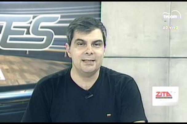 TVCOM Esportes. 2º Bloco. 15.10.15