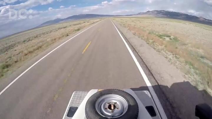 Aventura SC: Catarinenses dão a volta ao mundo de carro no Mundo Por Terra