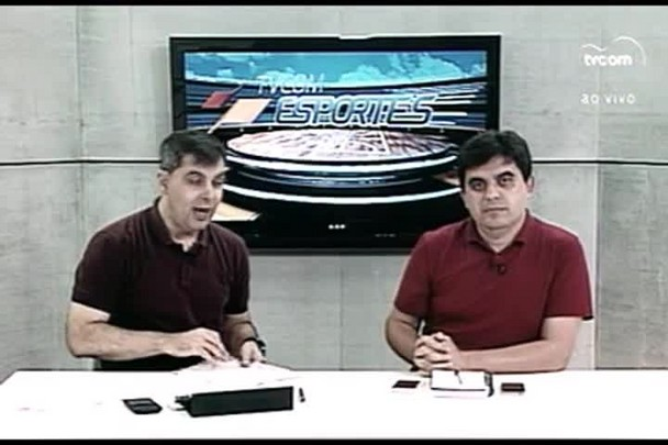 TVCOM Esportes. 4º Bloco. 10.11.15