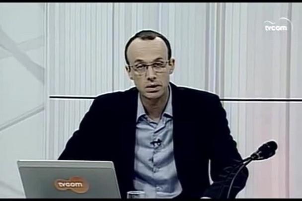 TVCOM Conversas Cruzadas. 4º Bloco. 05.01.16
