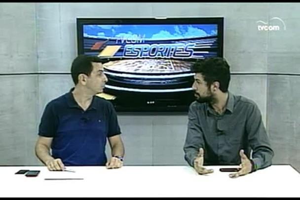 TVCOM Esportes. 3º Bloco. 13.01.16