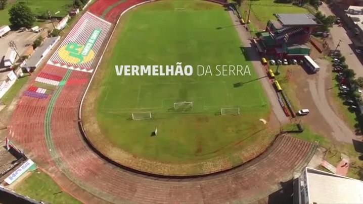 Vermelhão da Serra, casa do Passo Fundo