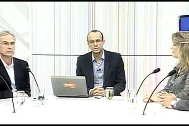 TVCOM Conversas Cruzadas. 4º Bloco. 24.02.16