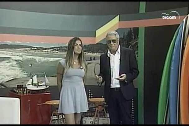 TVCOM De Tudo um Pouco. 1º Bloco. 03.04.16
