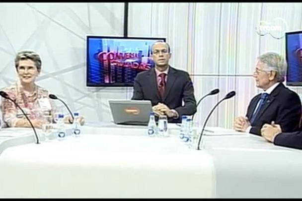 TVCOM Conversas Cruzadas. 3º Bloco. 13.04.16