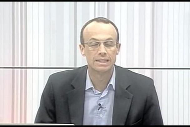 TVCOM Conversas Cruzadas. 1º Bloco. 03.06.16