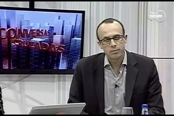 TVCOM Conversas Cruzadas. 2º Bloco. 16.08.16
