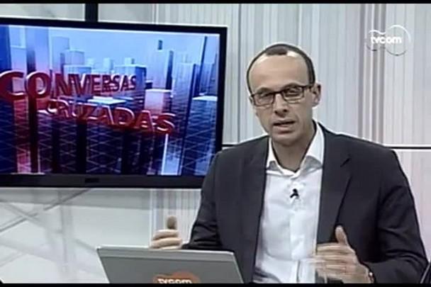 TVCOM Conversas Cruzadas. 2º Bloco. 06.09.16