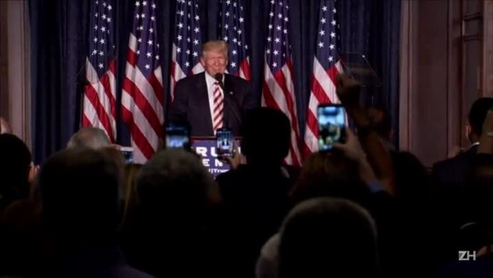 Trump quer ampliar Exército americano