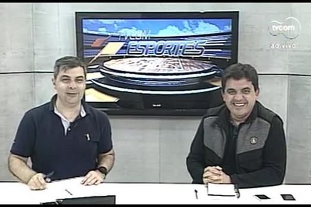 TVCOM Esportes. 4º Bloco. 07.09.16