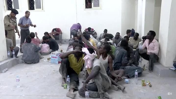 Naufrágio mata mais de 40 migrantes no Egito