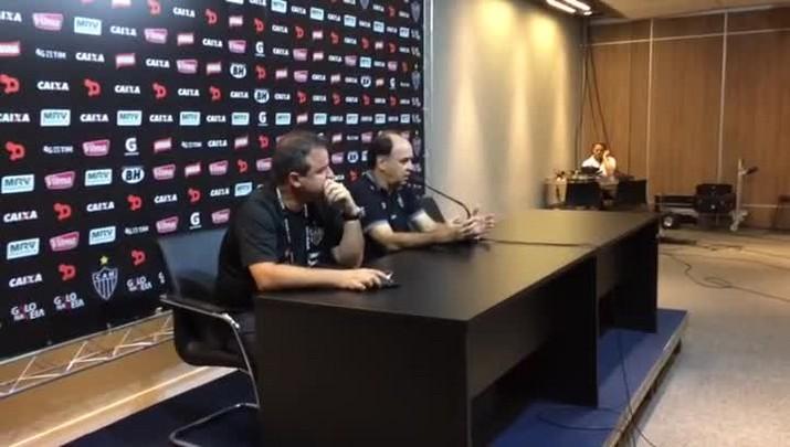 """Técnico Marcelo Oliveira vê \""""competência do Grêmio\"""" na primeira final"""