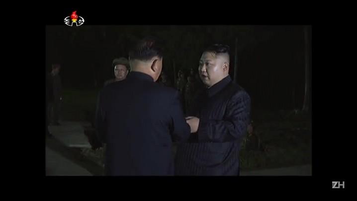 Coreia do Norte recua após ameaças