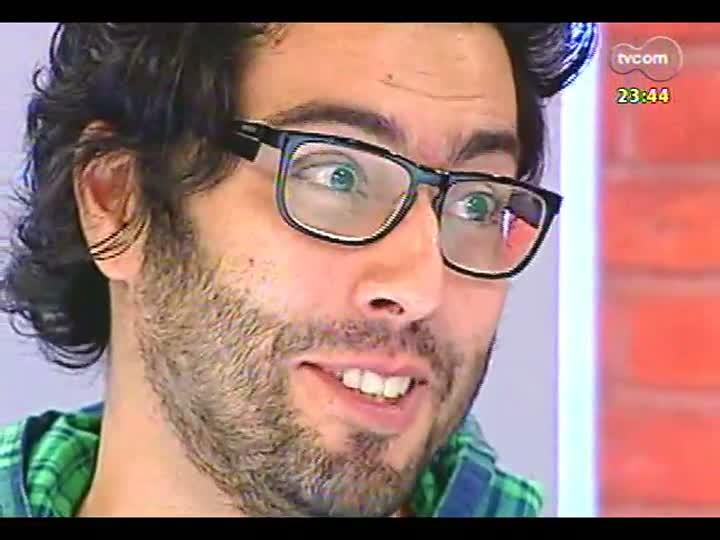 Mãos e Mentes - Tiago Mattos, publicitário e sócio-fundador da escola criativa Perestroika - Bloco 2