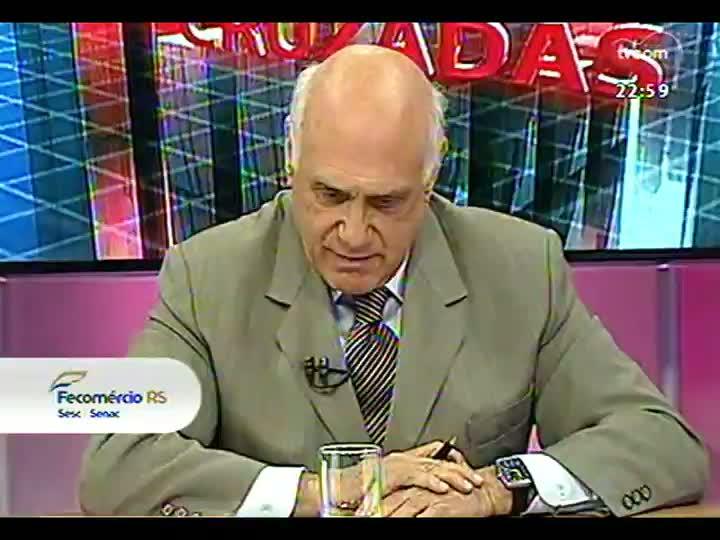 Conversas Cruzadas - Ação ilegal no Rio Jacuí - Bloco 3- 14/01/2013