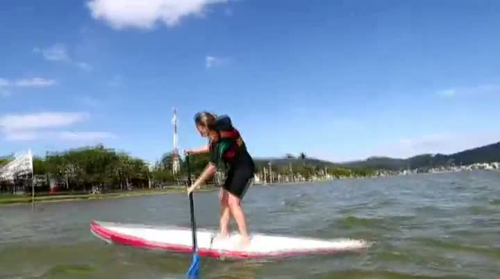 Stand up paddle - A nova febre