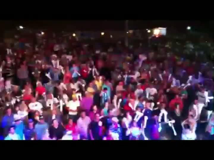 Dez mil pessoas na Caravana em São Lourenço do Sul