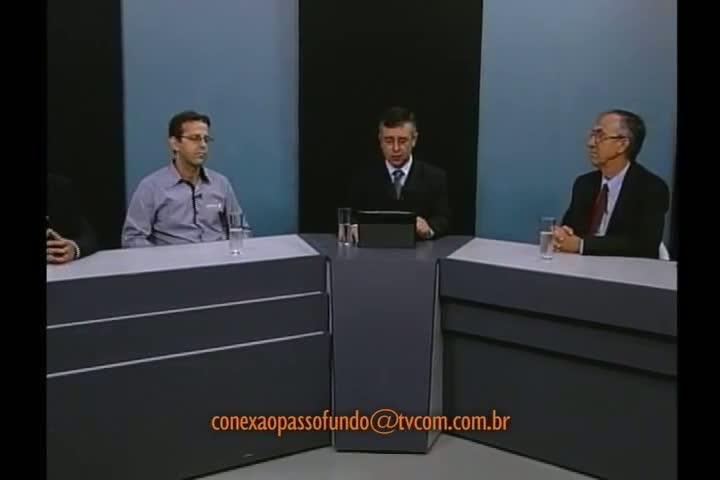Conexão Passo Fundo debate a importância do agronegócio para a economia da região - bloco 2