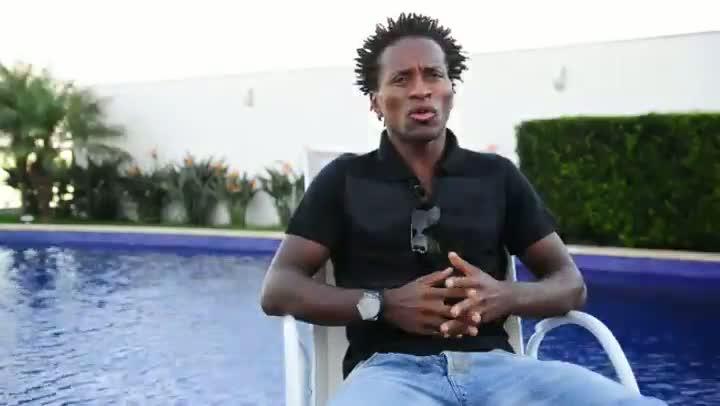 Zé Roberto comemora boa fase no Grêmio