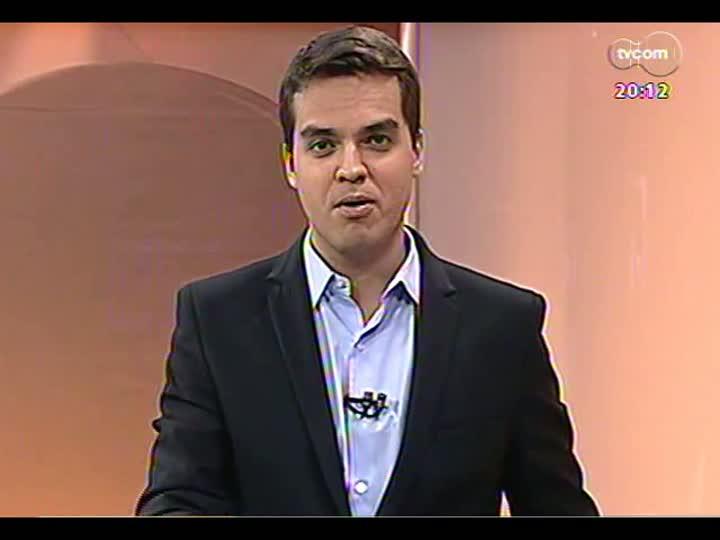 TVCOM 20 Horas - Rosane de Oliveira analisa o discurso de Dilma em Porto Alegre - Bloco 2 - 12/04/2013